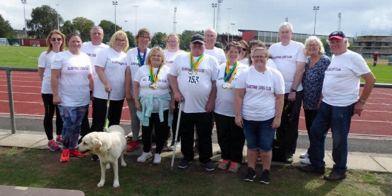 Lions Disability Games